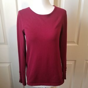 Chico's brand long sleeve lightweight sweater
